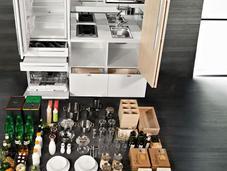 Green Home Design kitchen concept ecosostenibile Snaidero