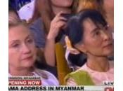Hillary Clinton dorme discorso Obama: colpa
