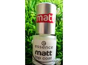 Essence Matt coat
