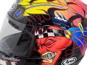 Arai RX-GP Scott Russell 2010 Troy Designs