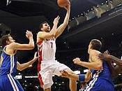 Toronto inchina Warriors Bargnani tanta panchina