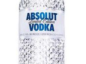 Absolut Vodka Glimmer limited edition Natale 2010