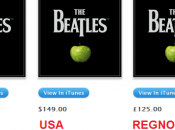 Apple, Beatles business