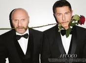Domenico Dolce Stefano Gabbana Flair magazine