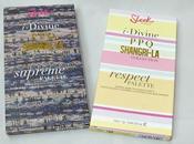 "Nuove palette Sleek..""Respect""e ""Supreme""!!!Review..."