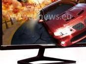 Philips Gioco 278G4 monitor pensato realizzato gaming