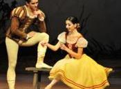 First contact: ballet