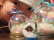 Lavoretti Natale: Boules Magiche Neve