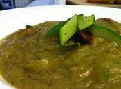 Zuppa zucchine funghi porcini