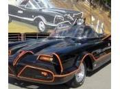 Batmobile originale degli anni Sessanta sarà messa all'asta