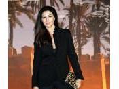 """Monica Bellucci, splendida sexy alla prima """"Rhino Season"""""""