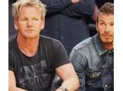 David Beckham aprirà ristorante chef Gordon Ramsay