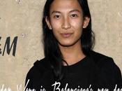 Alexander Wang Balenciaga's designer