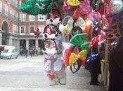 Episodi surreali Venezia Madrid.
