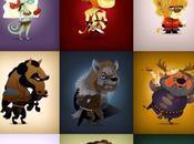 Pets Thrones
