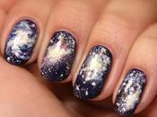 NAIL #2__ Galaxy, planets, moon stars