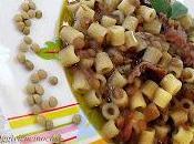 Lina: Pasta Lenticchie Porcini pentola pressione