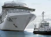 """bordo Preziosa """"Vertigo"""", scivolo d'acqua lungo installato nave crociera"""