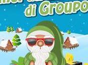 Nuovo Concorso Natalizio Groupon 2012: Vinci anno XMAS GAME