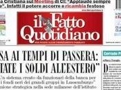 Nessuno dica colpevole della crisi Corrado Passera