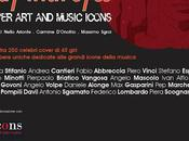 """""""Play with eyes"""" Cover Music Icons cura Nello Arionte, Carmine D'Onofrio Massimo Sgroi."""