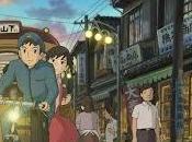 Come messaggi bottiglia: collina papaveri Hayao Miyazaki