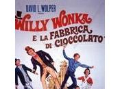 Willy Wonka fabbrica cioccolato