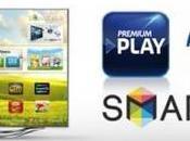 Come vedere Mediaset Premium Play Samsung Smart