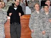 "Korn ""Wounded Warriors"" cortometraggio Jonathan Davis (video)"