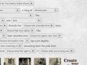 Creare poesie gotiche on-line