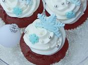 Christmas Cupcakes Pere, zeznzero candito cioccolato