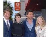 Hugh Jackman nella Walk Fame Hollywood