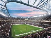 nuovo stadio dell'Olympique Lyonnaise