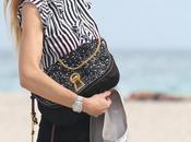 ragazza spiaggia Miami, South beach