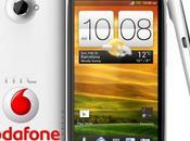 Jelly Bean arriva anche sugli brand Vodafone