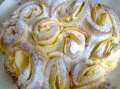 Creando contest: torta rose pasta brioche crema pasticcera profumo mele cannella