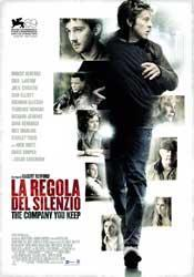 Recensione nuovo film Robert Redford: Regola Silenzio