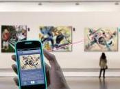 KANDINSKY smartphone realizzata Reply Giunti Arte mostra WASSILY Dalla Russia all'Europa Pisa