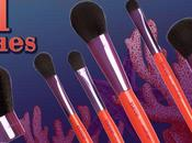 Preview: Neve Cosmetics Coral Brushes