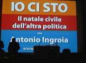 """Antonio Ingroia parla sto"""", Natale civile dell'altra parte politica. Diretta streaming"""