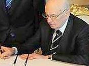 Legislatura finita: Napolitano scioglie Camere