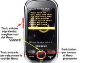 Tutte istruzioni fare hard reset Samsung Galaxy I5500 Guida dettagliata