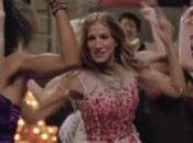 Sarah Jessica Parcker, balletto Glee