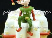 Tutorial: elfo pandoro pasta zucchero