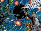 "Dare Garth Ennis: sci-fi vintage colpi ""Dio salvi Regina"""