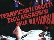 Sinister Film delitti della Morgue diavoli delle tenebre