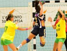 Pallamano femminile, Coppa Italia: Final