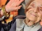 Rita Levi Montalcini l'ammirazione papa Benedetto