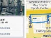 Apple (senza licenza) Cina mappe AutoNavi