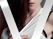 Ammiccamimenti sensuali vampira Kristen Stewart nella cover Magazine